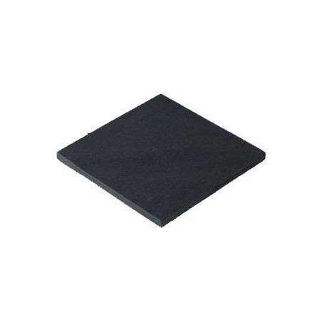 Black Limestone Value Paving - 600x600mm Single Size Pack