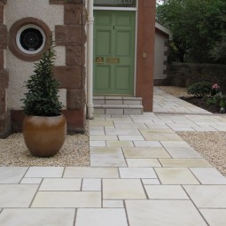 Buff Sawn & Sandblasted Paving - 600x400mm Single Size Pack