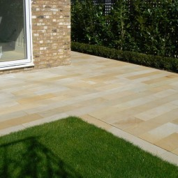 Buff Sawn & Sandblasted Plank Paving - 200x600mm Single Size Pack