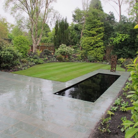 Green Slate Paving - 600x400mm Single Size Pack