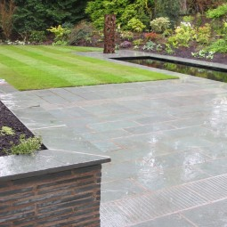 Green Slate Paving - 600x800mm Single Size Pack