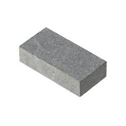 Black Basalt Sawn & Textured Granite Setts - 7.4m2 Pack, 100x50x200mm