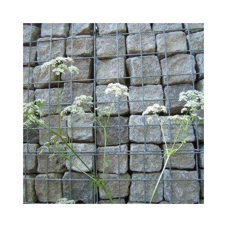 Silver/Grey Cropped Granite Setts - 4.5m2 Or 2.25m2 Packs, 100mm3