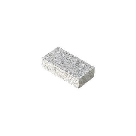 Silver/Grey Sawn & Textured Setts - 7.4m2 Pack, 100x50x200mm