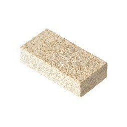 Yellow Sawn & Textured Granite Setts - 7.4m2 Pack, 100x50x200mm