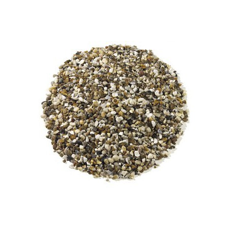 Flint Gravel 20mm - Available in poly bags or bulk bags
