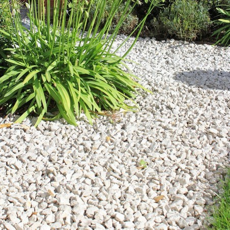 Limestone 10mm  - Available in poly bags or bulk bags
