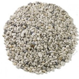 Pearly Quartz 12-18mm  - Available in poly bags or bulk bags