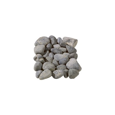 Natural Black Aegean Cobbles 60-40mm - Available in poly bags or bulk bags