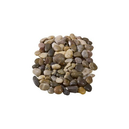 Polished Mixed Pebbles 20-60mm  - Available in poly bags