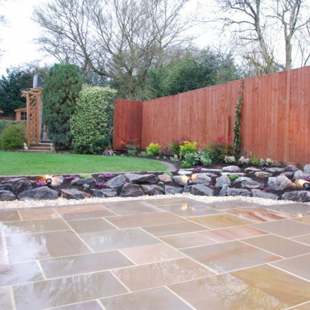 Firebird Rockery - Available in 0.5 tonne or 1 tonne cages