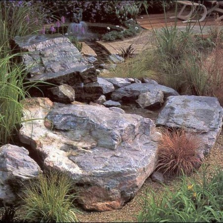 Harlequin Rockery - Available in 0.5 tonne or 1 tonne cages