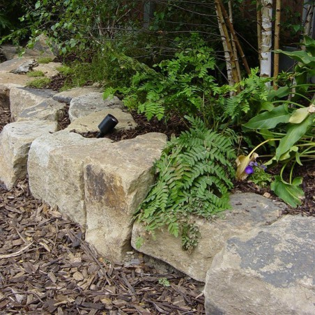 Yorkstone Rockery - Available in 0.5 tonne or 1 tonne cages