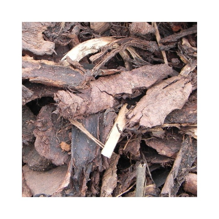 Dark Ornamental Bark 20-65mm - Loose direct loads