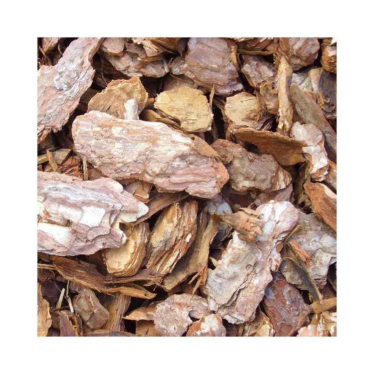 Pine Bark Chips 20-60mm - Loose direct loads
