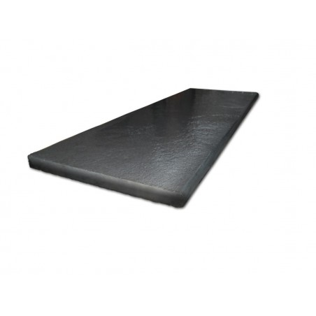 Value Black Limestone Riven Steps - 5,10,15 & 25 unit packs available