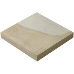 Two Tone Sawn Yorkstone Paving - 600mm wide x 50mm thick x random length