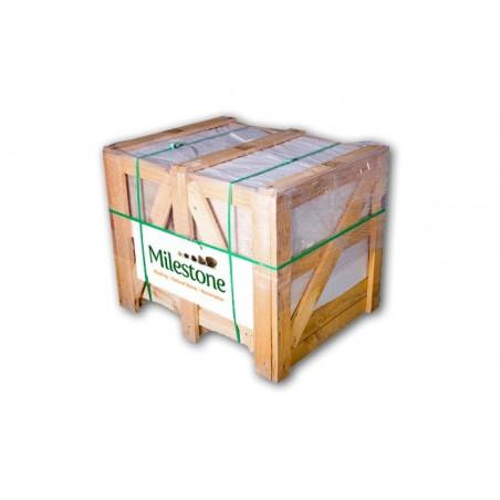 Black Limestone Value Plank Paving - 200x900mm Single Size Pack