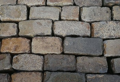 Reclaimed Setts