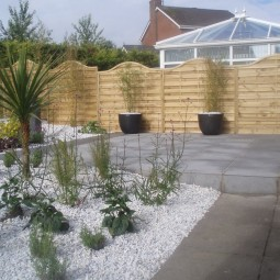 Blue/Grey Granite Paving -...