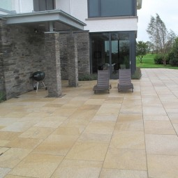 Yellow Granite Paving -...