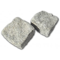 Silver/Grey Cropped Granite...