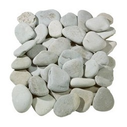 Flat Green Pebbles 50-70mm...