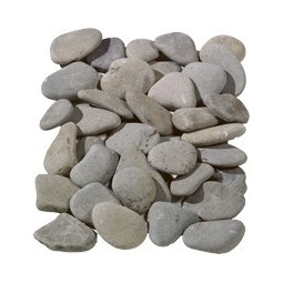 Flat Grey Pebbles 50-70mm...