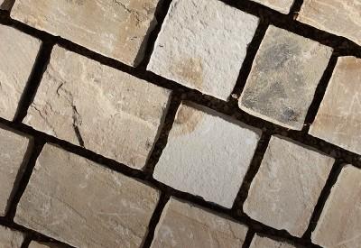 Sandstone Setts | Buy Sandstone Cobbles