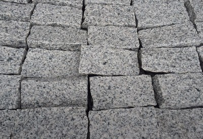 Granite Setts | Buy New & Reclaimed Granite Setts