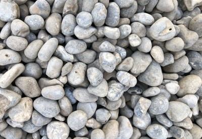 Flat Roof Pebbles and Aggregates