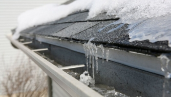 How snow and ice can damage your property